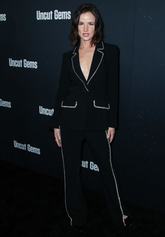 "Juliette Lewis - ""Uncut Gems"" Premiere in Hollywood"