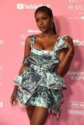 Justine Skye – Billboard Women in Music 2019