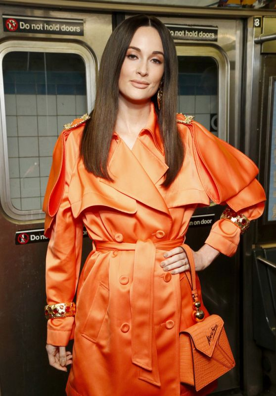 Kacey Musgraves - Moschino Prefall 2020 Runway Show in Brooklyn