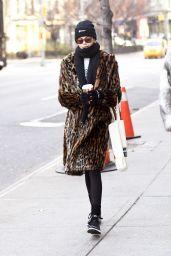 Kaia Gerber Winter Street Style 12/12/2019