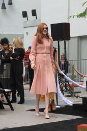 Karen Gillan - Kevin Hart Hand and Footprints Ceremony in Hollywood 12/10/2019