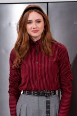 Karen Gillan - Lorraine Show in London 12/06/2019