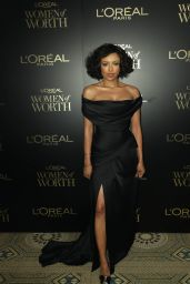 Kat Graham – L'Oreal Paris Women Of Worth Awards 2019 in NYC