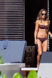 Kate Beckinsale in a Bikini 12/01/2019