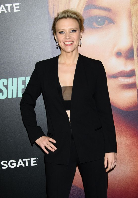 "Kate McKinnon – ""Bombshell"" Screening in New York City"