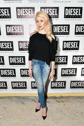 Katherine McNamara - Diesel Wynwood 28 Launch in Miami