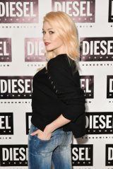 Katherine McNamara - Diesel Wynwood 28 Launch in Miami