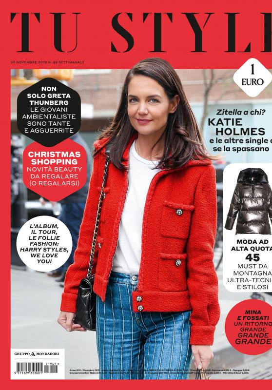 Katie Holmes - Tu Style 11/26/2019 Issue