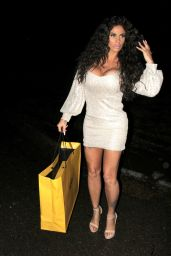Katie Price - Last Minute Christmas Shopping 12/24/2019
