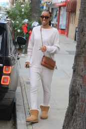 Kelly Rowland - Out in Los Angeles 12/29/2019