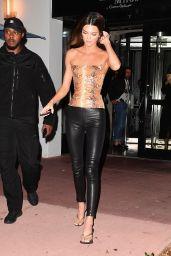 Kendall Jenner - Milos in Miami Beach 12/05/2019