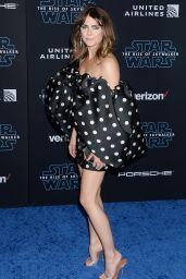"""Keri Russell – """"Star Wars: The Rise Of Skywalker"""" Premiere in LA"""