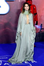 "Keri Russell – ""Star Wars: The Rise of Skywalker"" Premiere in London"
