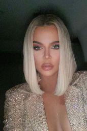 Khloe Kardashian - Social Media 12/25/2019