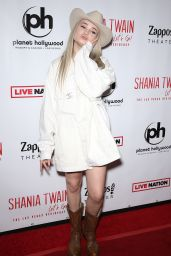 "Kim Petras – Shania Twain ""Let's Go!"" Residency Grand Opening in Las Vegas"