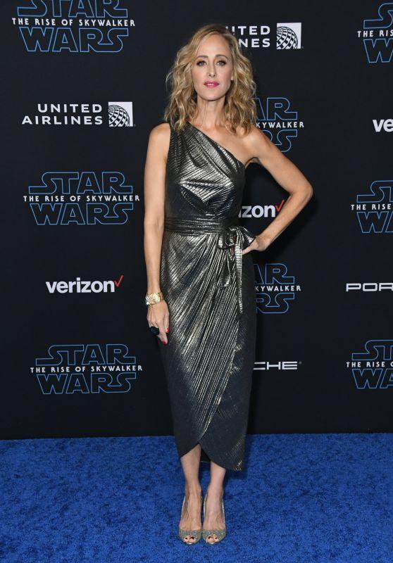 "Kim Raver – ""Star Wars: The Rise Of Skywalker"" Premiere in LA"