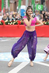 Kira Kosarin - Performing in the Nashville Christmas Parade 12/07/2019