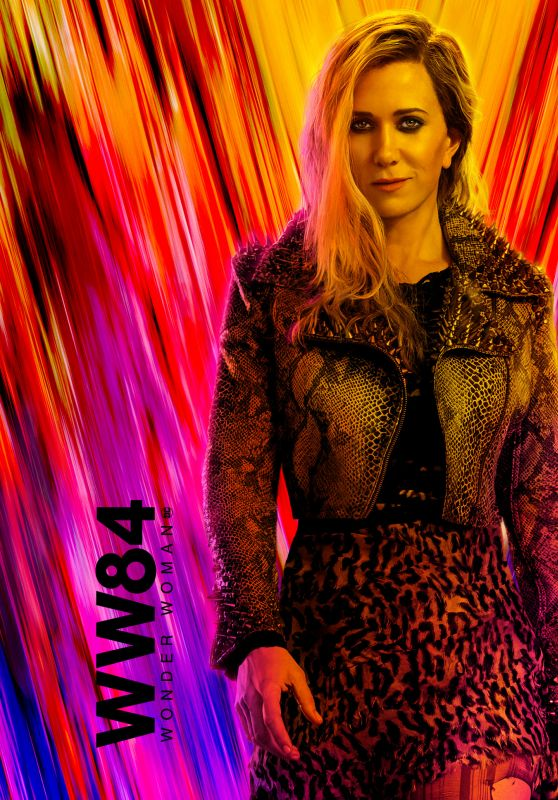 "Kristen Wiig – ""Wonder Woman 1984"" Promo Photo"