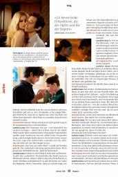 Laetitia Casta - ARTE Magazine January 2020 Issue