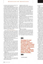 Lana Del Rey and Elton John - Rolling Stone USA November 2019 Issue