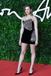 Laura Carmichael – Fashion Awards 2019 Red Carpet in London