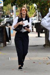 Laura Dern - Shopping in Brentwood 12/21/2019