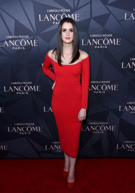 Laura Marano – Lancôme x Vogue L'Absolu Ruby Holiday Event in West Hollywood