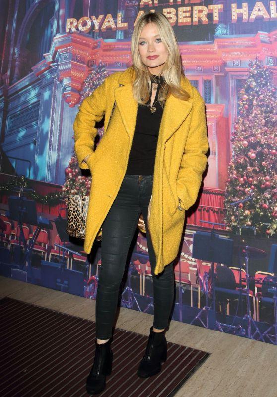 Laura Whitmore – Emma Bunton's Christmas Party in London 12/6/2019