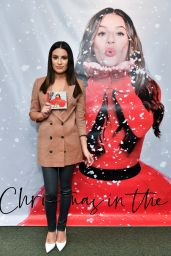 "Lea Michele - ""Christmas in the City"" Album Launch in NY"