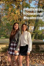 Lily Chee and Mabel Chee - Social Media 12/16/2019