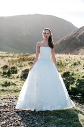 Lily Easton - Allure Bridals Photoshoot 2019
