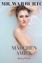 Madchen Amick - Mr. Warburton Magazine December 2019
