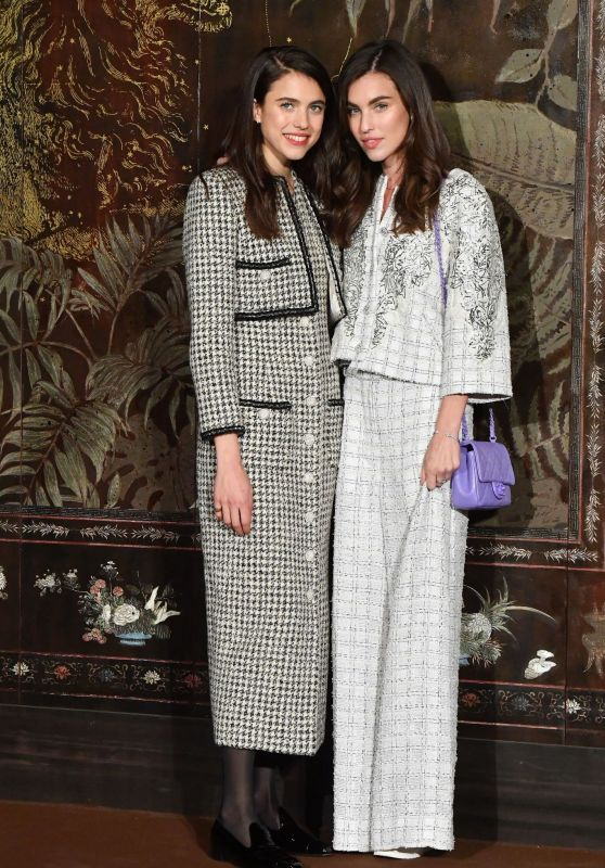Margaret and Rainey Qualley - Chanel Metiers D