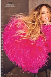 Mariah Carey - Billboard Magazine 12/21/2019 Issue