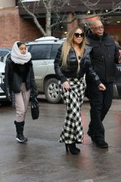 Mariah Carey - Shopping in Aspen 12/22/2019