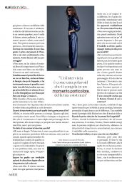 Marine Vacth - ELLE Magazine Italy 12/14/2019 Issue