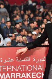 """Marion Cotillard -""""McBeth"""" Screening at Marrakech International Film Festival"""