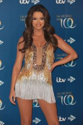 """Maura Higgins - """"Dancing On Ice"""" TV Show, Series 11 Launch Photocall"""