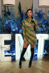 Maya Jama – Fenty Party in London 12/02/2019