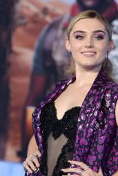 """Meg Donnelly – """"Jumanji: The Next Level"""" Premiere in Hollywood"""
