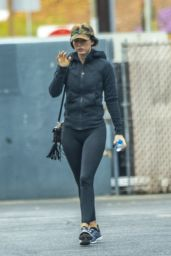 Megan Fox in Workout Gear - Woodland Hills 12/30/2019
