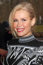 Melinda Messenger - TRIC Christmas Charity Lunch in London 12/10/2019