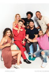 Melissa Benoist, Ruby Rose, Caity Lotz - EW The Ultimate Guide to Arrowverse 2019