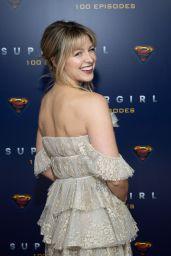 "Melissa Benoist - ""Supergirl"" Celebrates 100 Episodes"