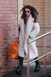 Michelle Keegan - Out in Hale 12/21/2019