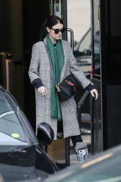 Michelle Trachtenberg - Shopping in Beverly Hills 12/24/2019
