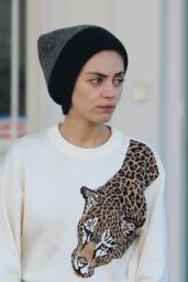 Mila Kunis - Out in Beverly Hills 12/11/2019