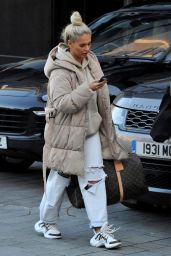 Molly Mae Hague - Out in Manchester 11/29/2019