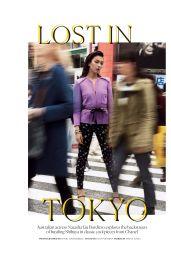 Natasha Liu Bordizzo - Marie Claire Australia January 2020 Issue
