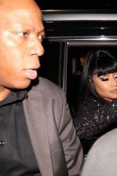 Nicki Minaj – Leaves the Billboard Women in Music 2019